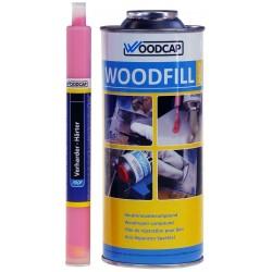 1,3 kg. Woodfill